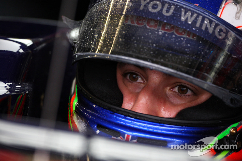 Toro Rosso European GP - Valencia Friday Practice Report