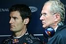 Marko Weighs Up Future For Webber, Alguersuari