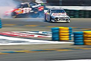 NASCAR Cup Red Bull Racing Team Infineon Race Report
