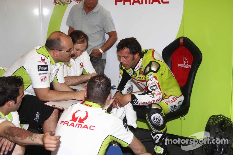 Pramac Racing's Capirossi To Miss Home Italian GP