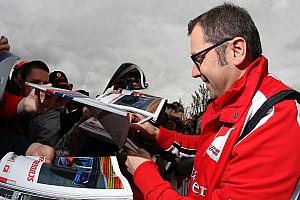 Formula 1 Ferrari Happy With V6 Engine Rules Compromise