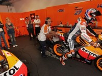 Repsol Honda MotoGP Qualifying Wrap For Italian GP