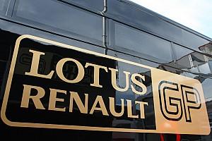 Formula 1 Report - Designer Densham Leaves Renault