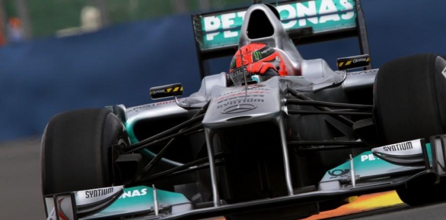 Mercedes Upbeat Ahead Of F1 British GP At Silverstone