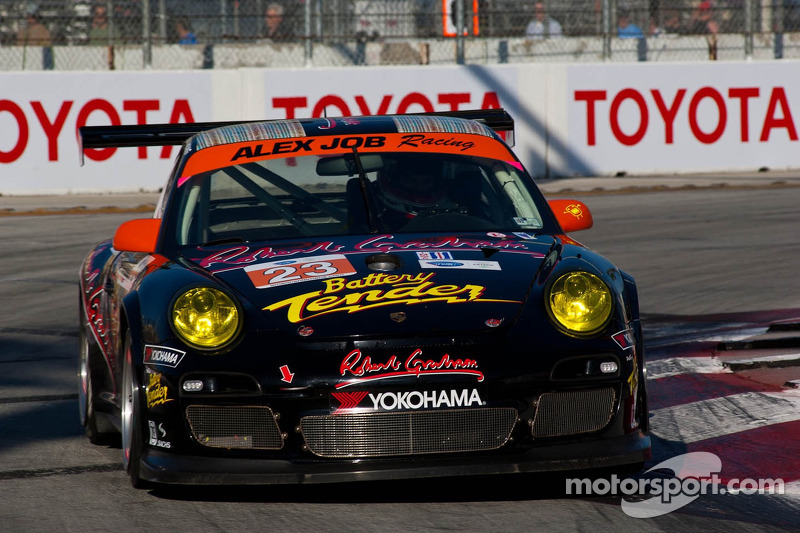 Alex Job Racing Prepared For Lime Rock Park