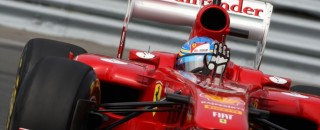 Formula 1 Alonso's prancing horse steals Silverstone F1 victory