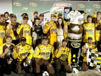 NASCAR's Kentucky 400 Winning Team Press Conference