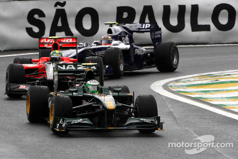 F1 Won't Use Temporary Interlagos Chicane