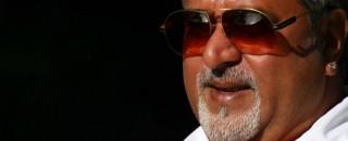 Formula 1 Force India F1 Door Closed For Ìndian Drivers
