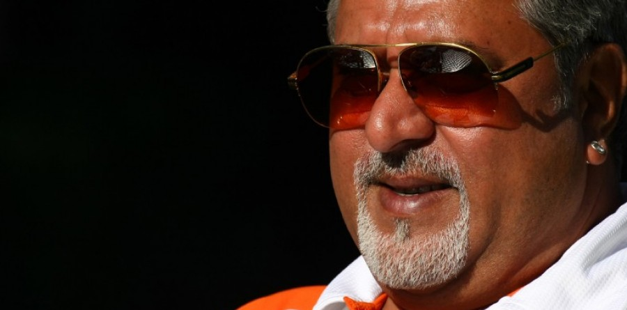 Force India F1 Door Closed For Ìndian Drivers