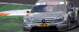 DTM Mercedes looking forward to Munich DTM Event