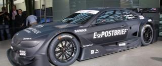 DTM BMW Introduces M3 Concept Car For 2012 DTM Season