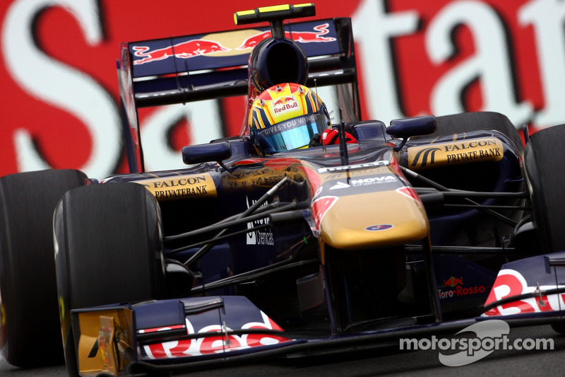 Alguersuari Aims For Low Grid Position In Germany