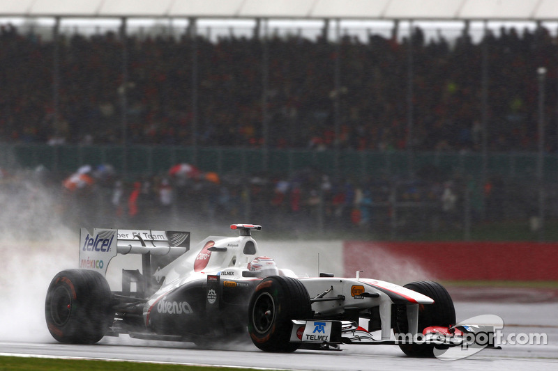 Peter Sauber Expects Bad Nurburgring Weather