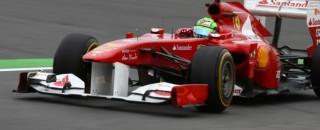 Formula 1 Ferrari F1 German GP - Nurburgring Qualifying Report