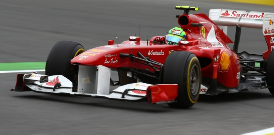 Ferrari F1 German GP - Nurburgring Qualifying Report