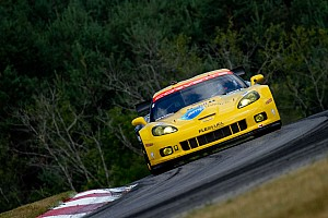 ALMS Corvette Racing Mosport Qualifying Report