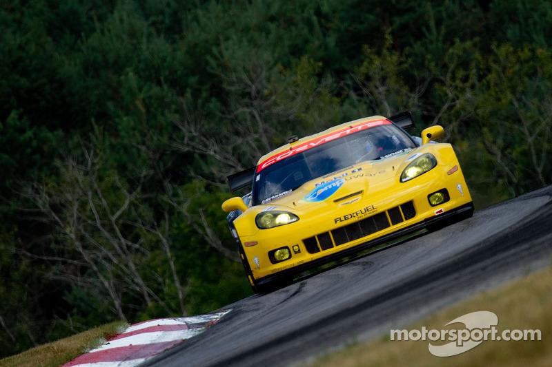 Corvette Racing Mosport Qualifying Report