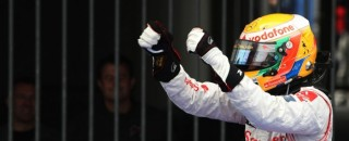 Formula 1 Heroic Hamilton Takes F1 German GP Victory For McLaren