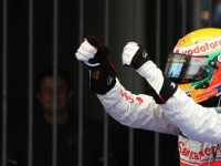 Heroic Hamilton Takes F1 German GP Victory For McLaren