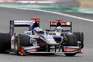 FIA F2 Trident Racing Nurburgring Race 2 Report