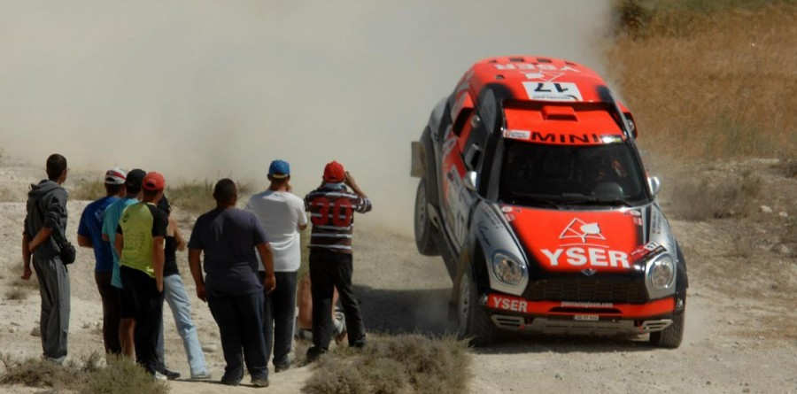 Baja Aragon, Round 4 of the FIA World Cup CCR