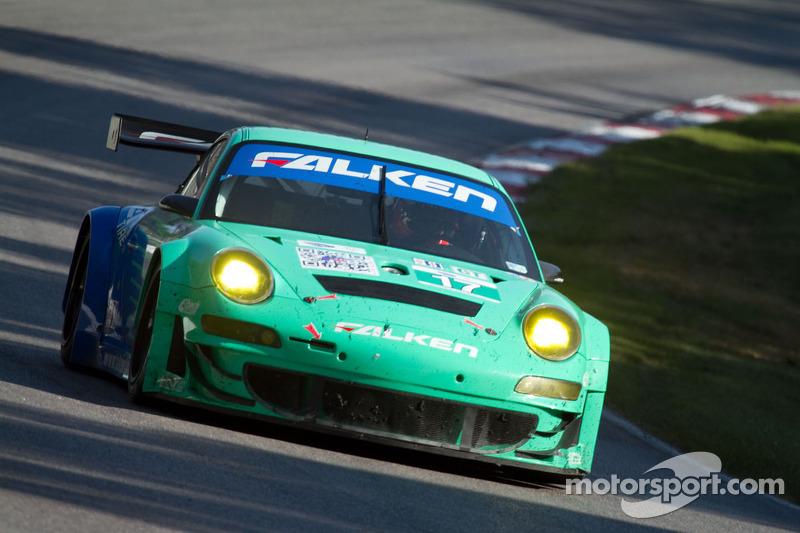 Porsche Motorsport Mosport Race Report