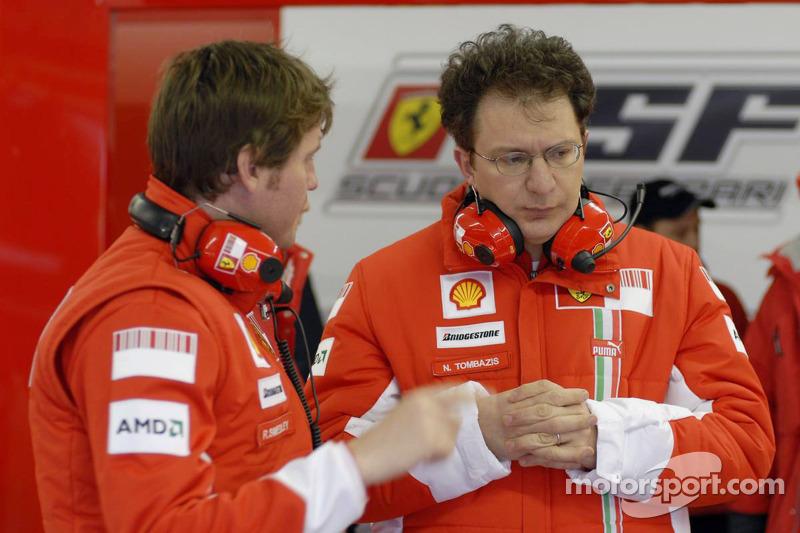 2012 Ferrari To Be Very Different - Tombazis