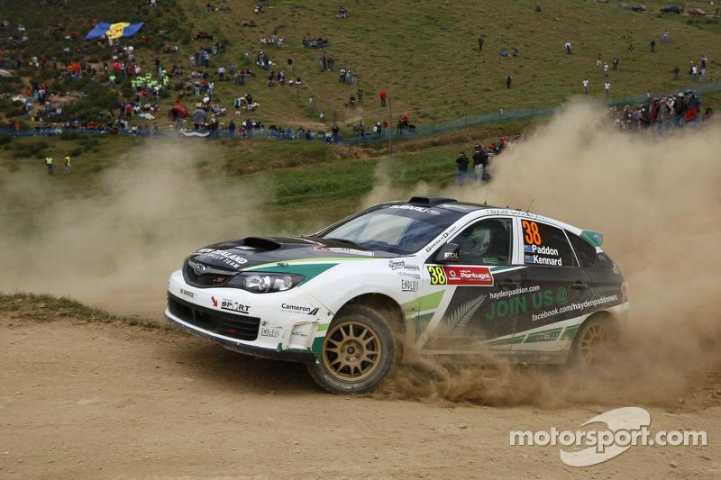 Hayden Paddon Looks To Rally Finland