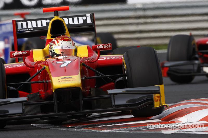 Racing Engineering Budapest Qualifying Report