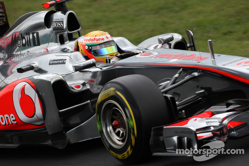 Pirelli Hungarian GP Qualifying Report