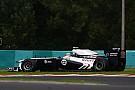 Williams Hungarian GP Race Report