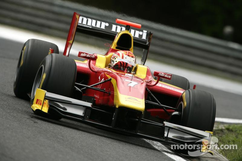 Racing Engineering Budapest Race 2 Report