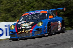 ALMS Duncan Ende Looks To Win Again At Mid-Ohio