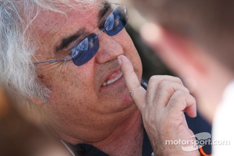 Briatore Not Ruling Out Future Role At Ferrari