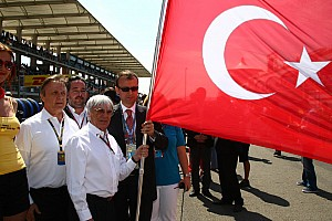 Formula 1 Turkey Invites Ecclestone For 2012 Race Talks