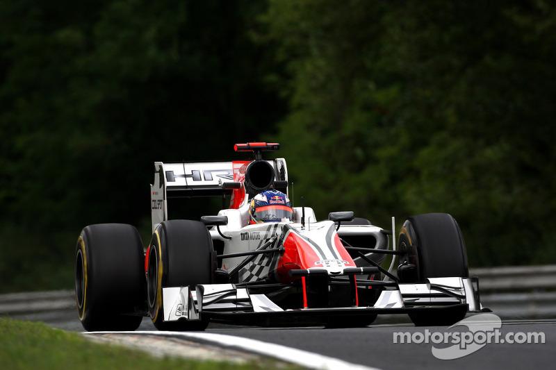 Red Bull Seat 'Unlikely' Admits Ricciardo