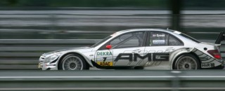 DTM Mercedes' Difficult Nurburgring DTM Qualifying Day