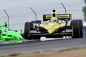 IndyCar Sarah Fisher Racing Mid-Ohio Qualifying Report