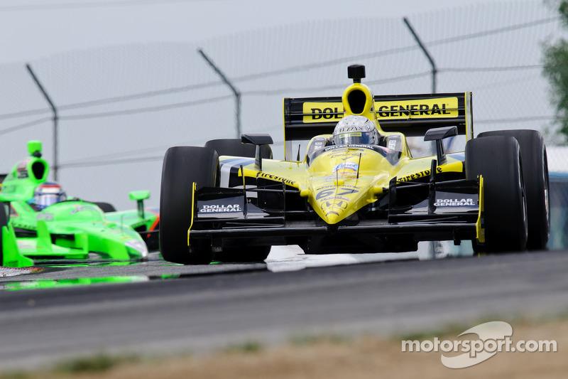 Sarah Fisher Racing Mid-Ohio Qualifying Report
