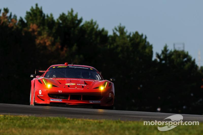 Risi Competizione Mid-Ohio Race Report