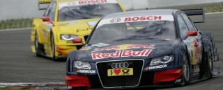 DTM Audi In Command Of DTM Race At Nurburgring