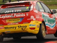 Jackson Takes BTCC Series Lead After Snetterton