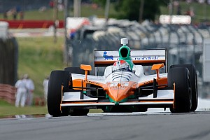 IndyCar CGR's Charlie Kimball Mid-Ohio Race Report