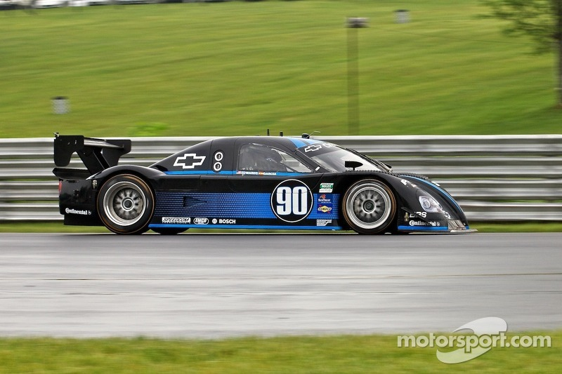 Spirit of Daytona prepared for Grand-Am Watkins Glen race