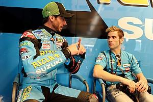 MotoGP Rizla Suzuki Czech GP Friday report