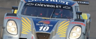 Grand-Am SunTrust Racing going after the pole at Montreal