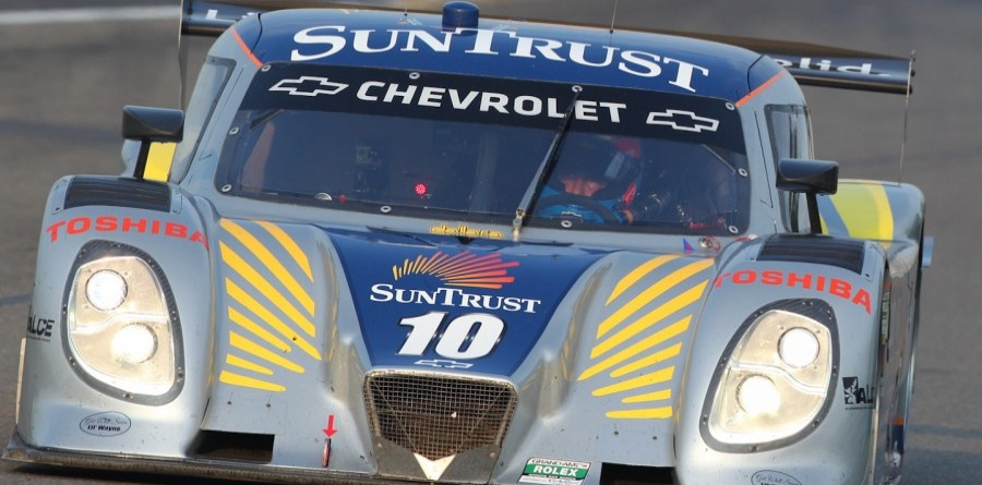 SunTrust Racing going after the pole at Montreal