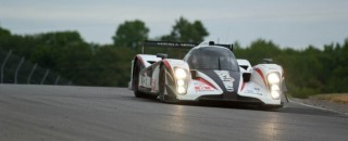 ALMS Graf places Muscle Milk team on Road America pole