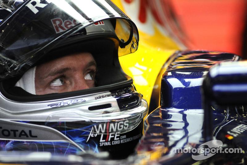Red Bull Belgian GP - Spa Friday practice report